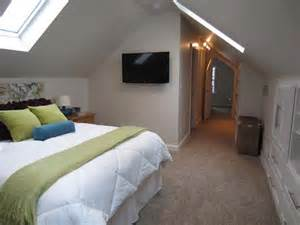 Low Cost Bathroom Remodel Ideas an attic master suite conversion after best living