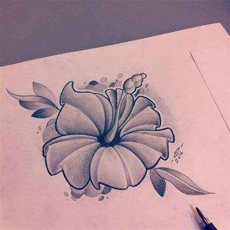 tattoo new school flower davepica davepica instagram photos and videos