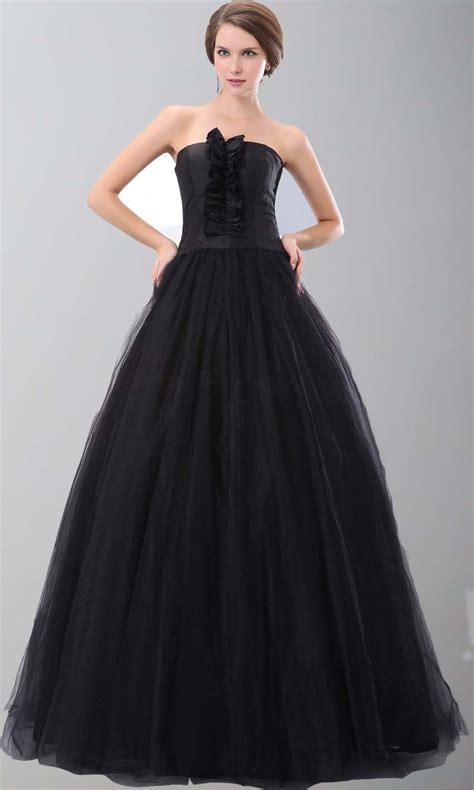 Black Cinderella Dress retro black cinderella lace up gowns ksp202 163 103 00