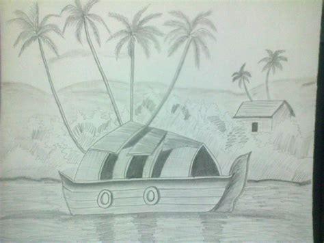 pencil drawing themes for competition الطبيعة بالقلم الرصاص المرسال
