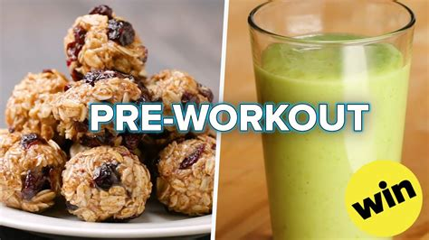 easy to make treats easy to make pre workout snacks healthy treats