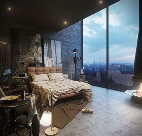 guy bedrooms tumblr loft lak 225 sok modern st 237 lusban nlcaf 233