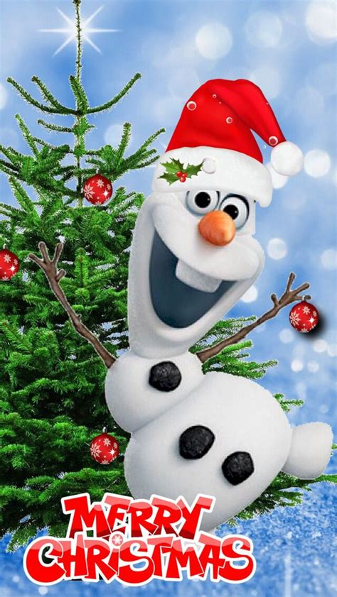 wallpaper christmas olaf merry christmas wallpaper olaf pinterest merry