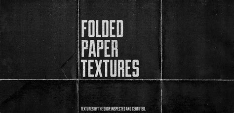 Folded Paper Effect Photoshop - paper textures tutorial adding folds to your design
