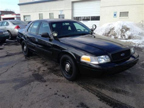 buy car manuals 2010 ford crown victoria on board diagnostic system find used 2010 ford crown victoria police interceptor very low miles only 16k best offer in