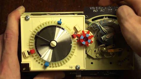 Honeywell Chronotherm T8082  12V 30V W/ Single Mercury Switch Thermostat   YouTube
