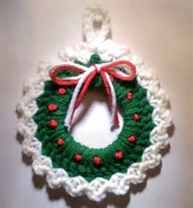 quick crochet christmas ornaments and sew we craft