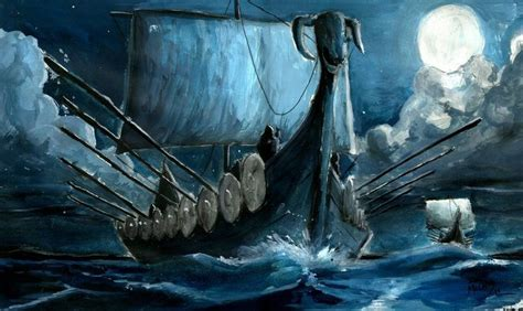 viking fire boat las 25 mejores ideas sobre barco vikingo en pinterest