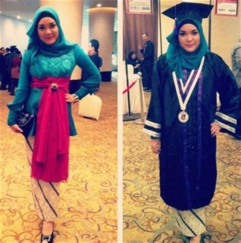 tutorial hijab syar i untuk kebaya kumpulan model hijab untuk kebaya yang cantik