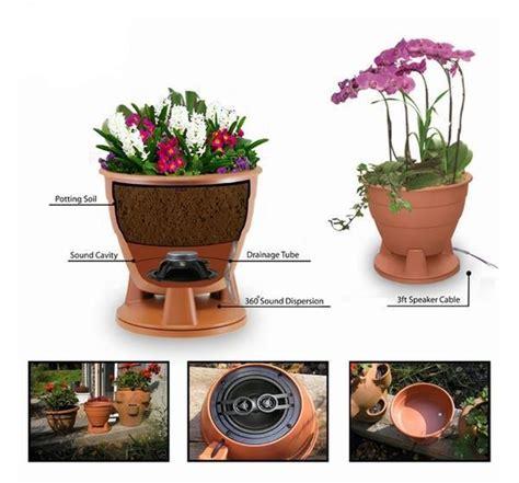 Planter Speakers by Ps525 Single Stereo Planter Speaker Omni