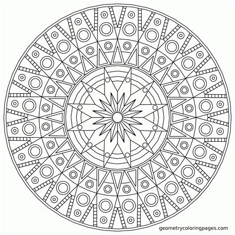 geometric coloring pages advanced advanced geometric coloring pages az coloring pages