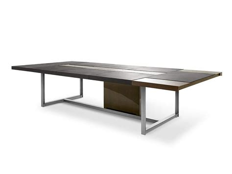 Office Furniture Meeting Table Meeting Table By Poltrona Frau Design Rodolfo Dordoni