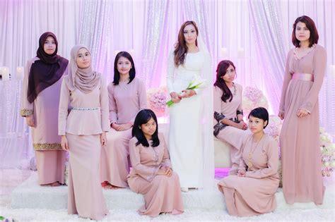 Color Baju Bridesmaid 10 inspirasi warna baju bridesmaids ikahwin