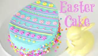 kuchen ostern easter egg cake decorating cake style