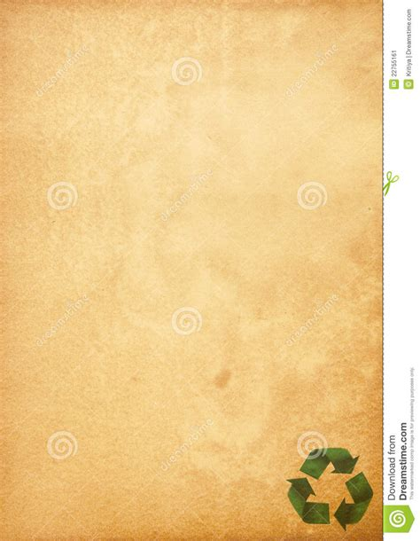Green Craft Paper - recycled paper craft stick stock image image 22755161