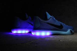 light shoes nike bryant light up shoes