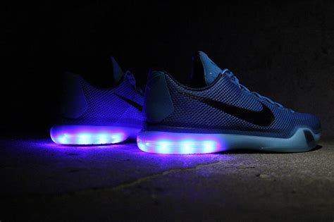 Nike Shoes That Light Up by Evolved Footwear Custom Light Up Shoes Evolved