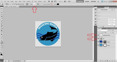 tutorial photoshop menggabungkan 2 gambar mengenal menu shape di photoshop tutorial photoshop