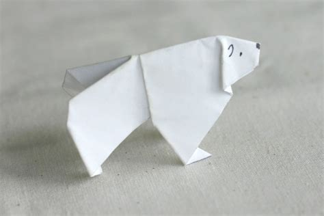 Origami Polar - 17 best images about brownie troop on scouts