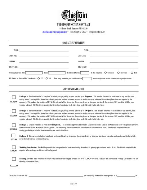 awesome day of wedding planner 7 wedding planner contract monthly