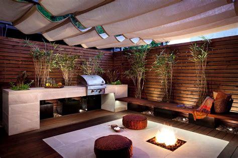 modern home design outdoor las colinas austin outdoor design