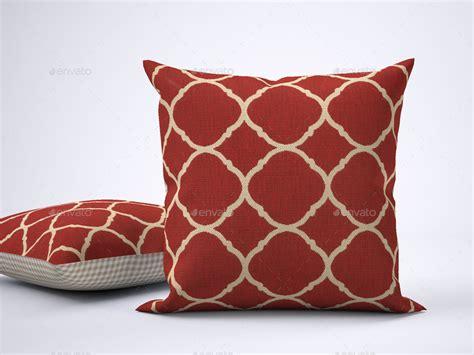 pillow cushion mock   sanchi graphicriver