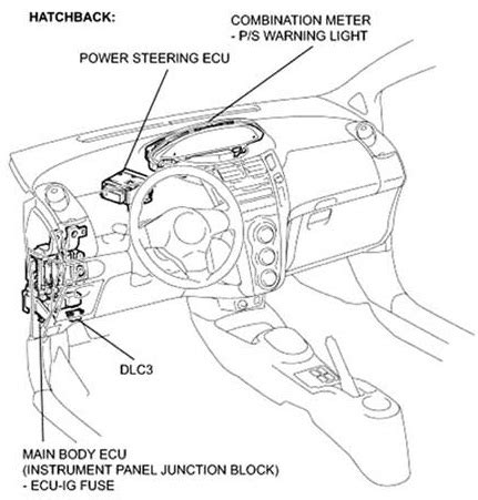 electronic power steering automotive service professional