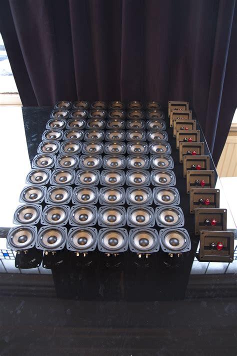 line array speakers diy diy line array audio diy and crafts