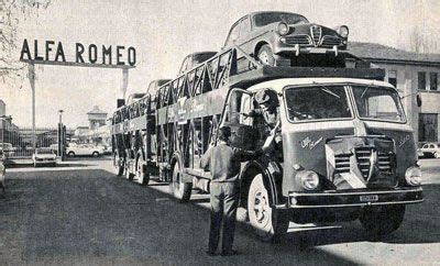 alfa romeo's on their way! | alfa romeo | pinterest