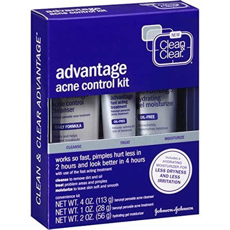 Harga Clean Clear Advantage Treatment clean clear advantage acne kit health
