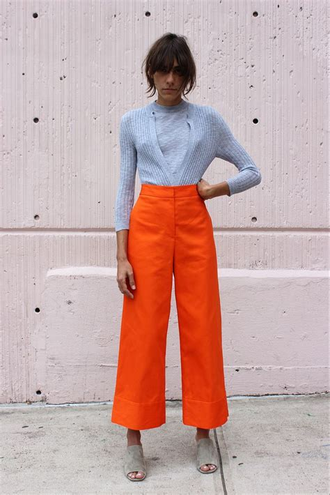 Fashion Orange 82 best images about tangerine on hue and styles