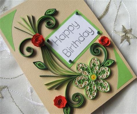 Handmade Birthday Cards Designs - diy cards for especial occasions diy craft