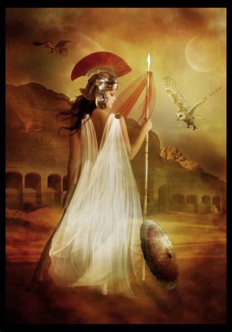 goddess of wisdom roman mythology witches of the craft 174