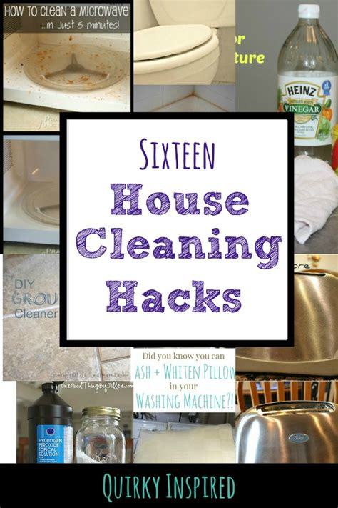 cleaning house hacks break up with mess with these 16 house cleaning hacks