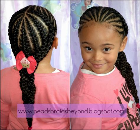 large braided hair styles big cornrows braids hairstyles hairstyles ideas