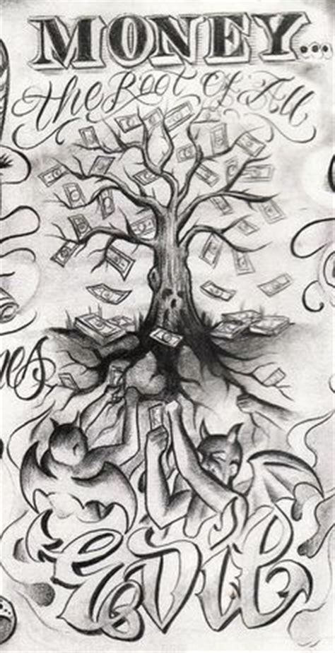 money tree tattoo designs 1000 ideas about money on money