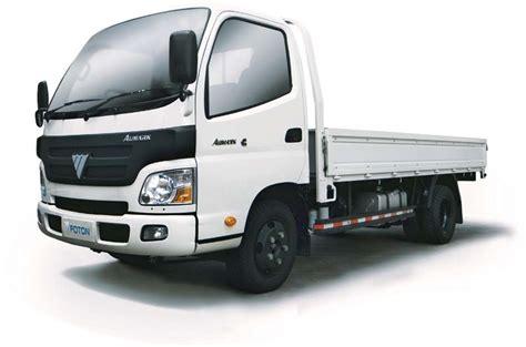 Truck Foton 2010 foton aumark light truck review