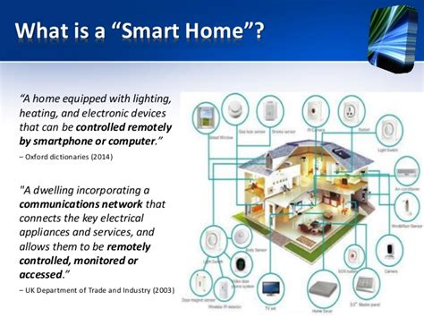 what is smart home technology smart homes becoming a reality