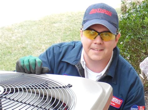 Anthony Plumbing by Schedule Air Conditioning Service Kansas City Anthony Phc