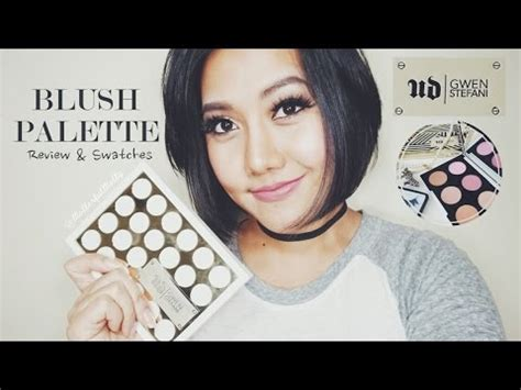 Eyeshadow Wardah Vs Makeover decay gwen stefani palette review swatches de