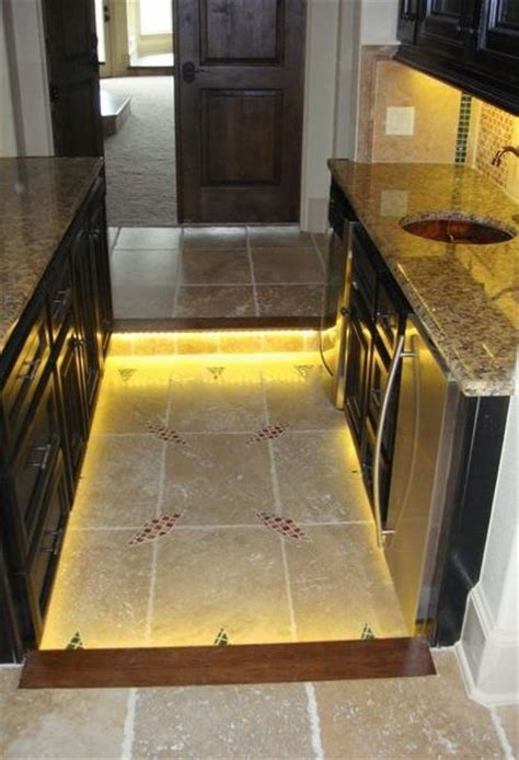 led kitchen under cabinet and toe kick lighting 98 best images about kitchen lighting on pinterest