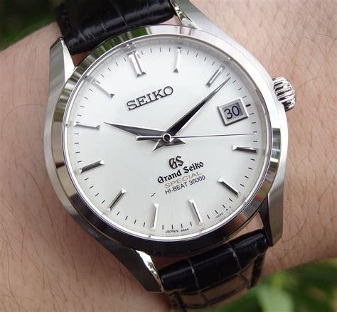 Seiko Se031 Combi Gold White grand seiko hi beat special 18k sbgh019 sbgh020 171 az time