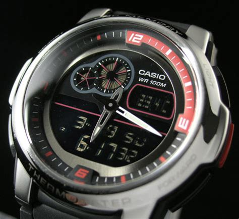 Casio Thermometer casio thermometer outgear aqf 102w 1b aqf 102w 1b