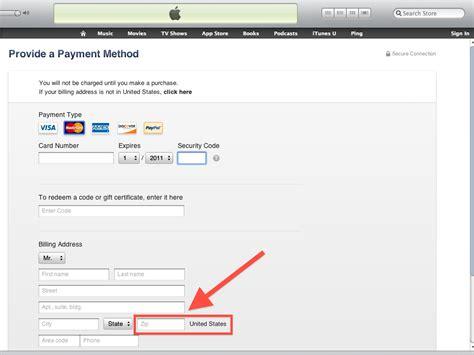 Vanilla Gift Card Zip Code - billing zip code for mastercard bing images