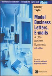 indeks model business letters e mails edisi 6