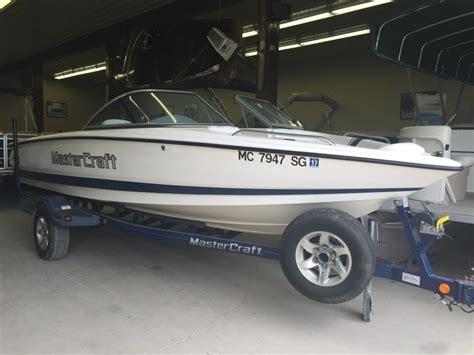 ski boats for sale michigan mastercraft 209 boats for sale in michigan