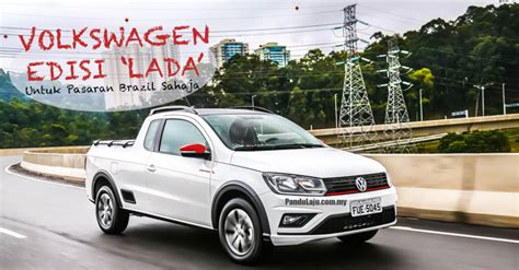 lada di volkswagen edisi lada di brazil model biasa imej gti