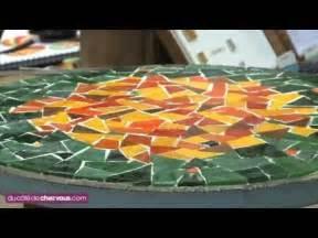 table basse mosaique relooker une table bistrot avec une mosa 239 que mp4