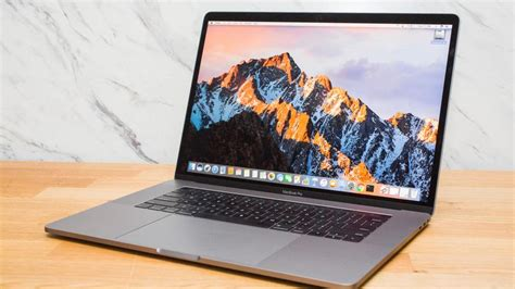 Mac Book Pro apple macbook pro with touch bar review a bit faster but