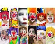 12 Maquillajes De Payaso Para Disfraces Ni&241os  Especial Carnaval